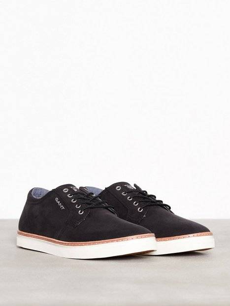 Gant Bari Low Lace Shoes Tennarit & kangaskengät Black