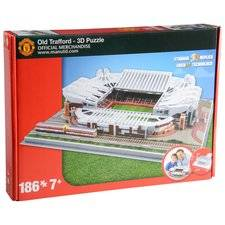 merchandise Manchester United 3D Palapeli Old Trafford