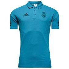 adidas Real Madrid Pikee UCL - Turkoosi
