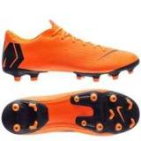 Nike Mercurial Vapor 12 Academy MG Fast AF - Oranssi/Musta/Neon