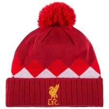 New Balance Liverpool Pipo Fleece - Punainen
