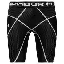 Under Armour Baselayer Trikoot HeatGear Core Compression - Musta