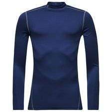 Under Armour ColdGear Compression Mock - Navy