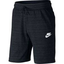 Nike Shortsit NSW Advance 15 Knit - Musta/Heather/Valkoinen