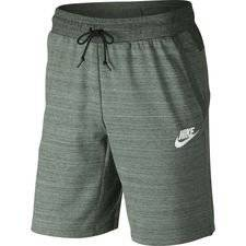 Nike Shortsit NSW Advance 15 Knit - Vihreä/Heather