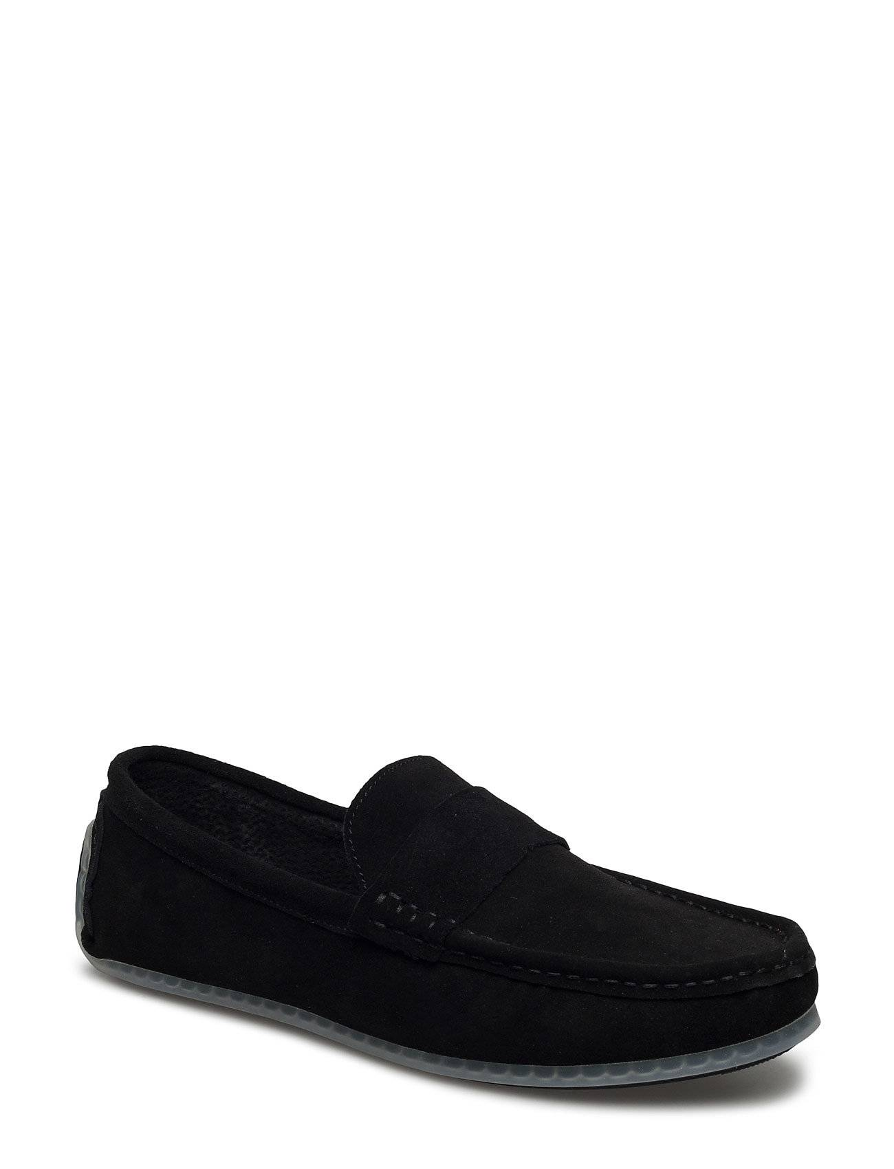 Bianco Suede Loafer