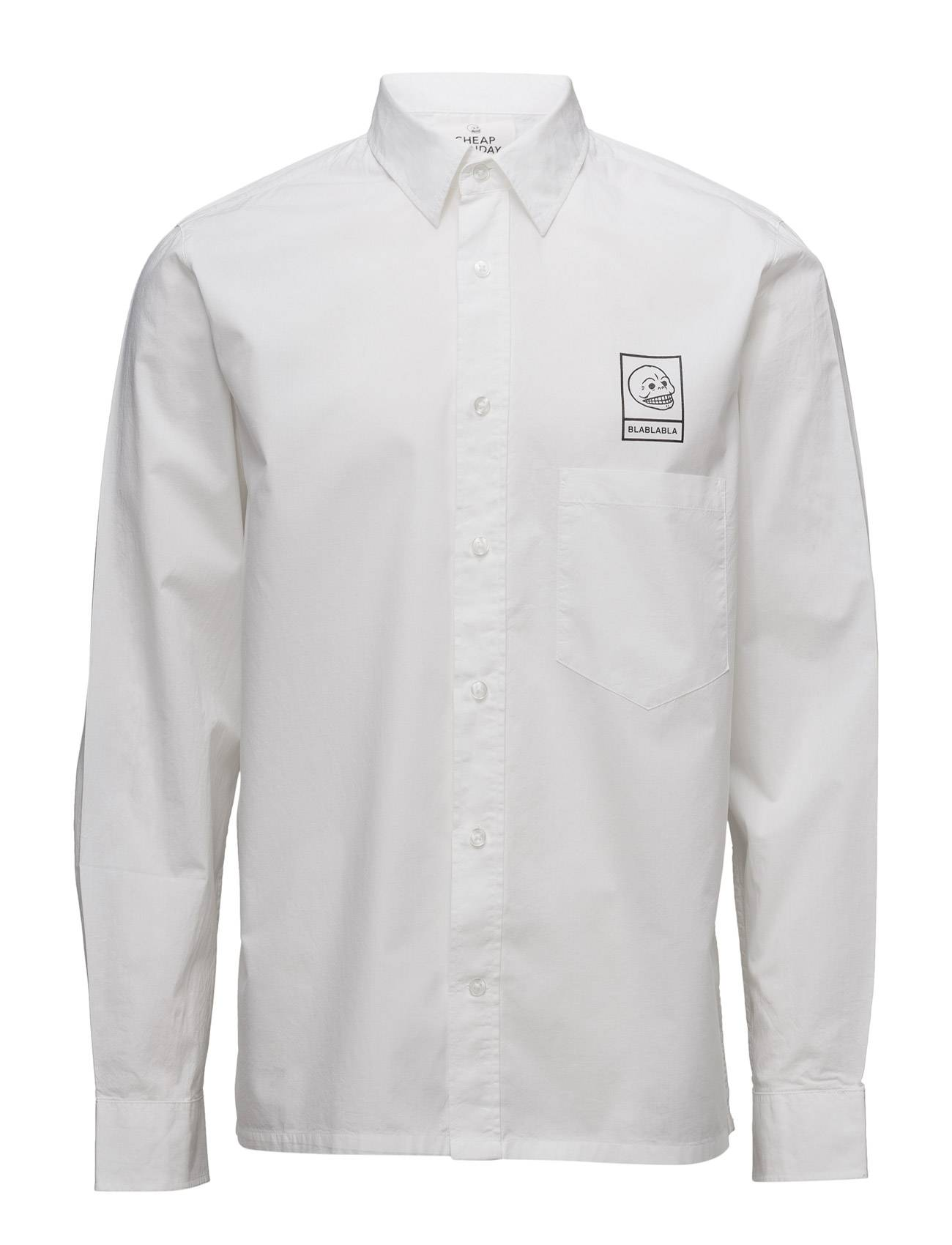 Cheap Monday Squared Shirt Etcetc