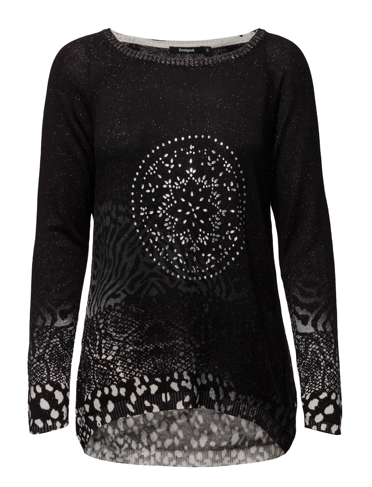 Desigual Jers Pullover
