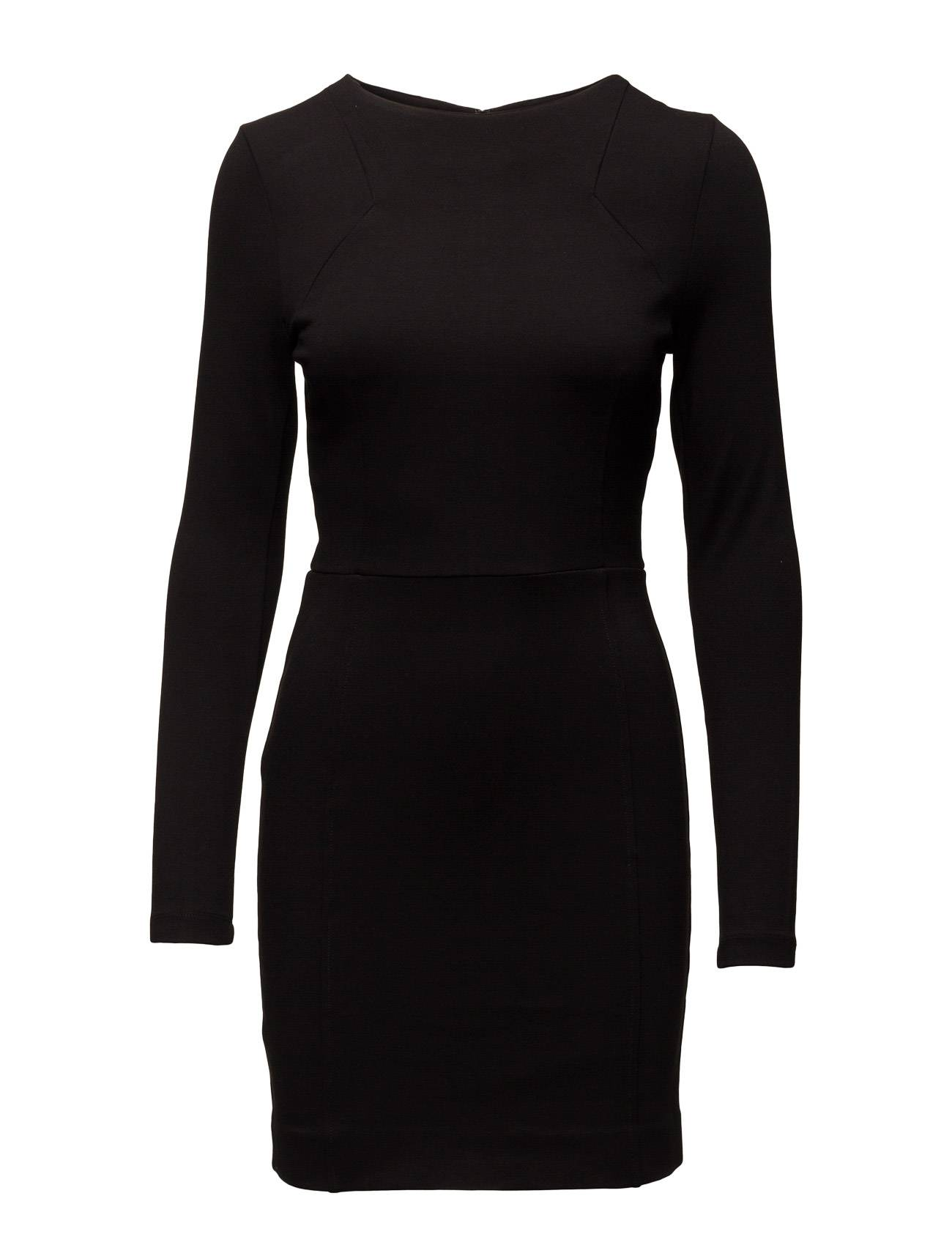 French Connection Lula Stretch Ls Rdnk Dress