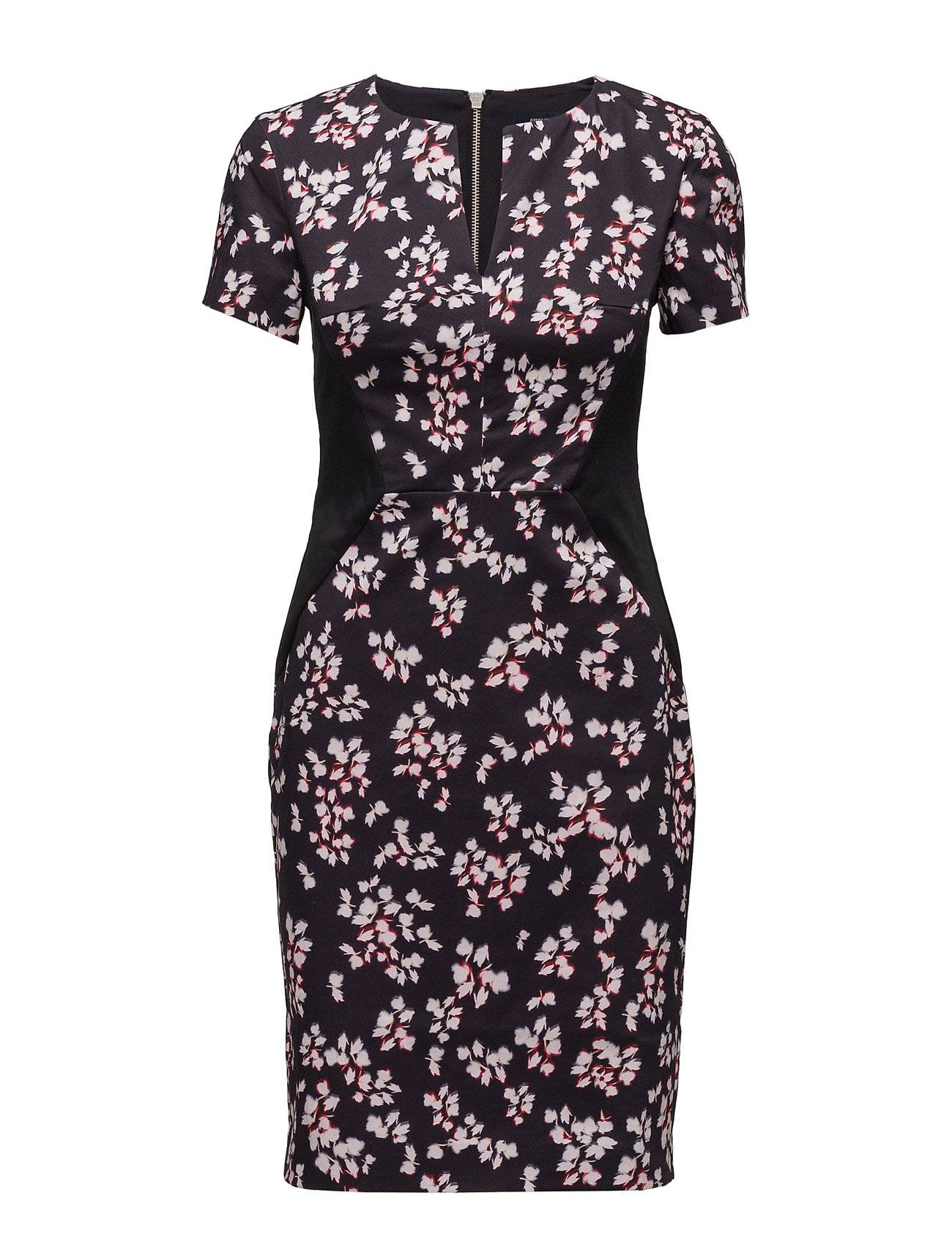 French Connection Eva Cotton Ss Dress