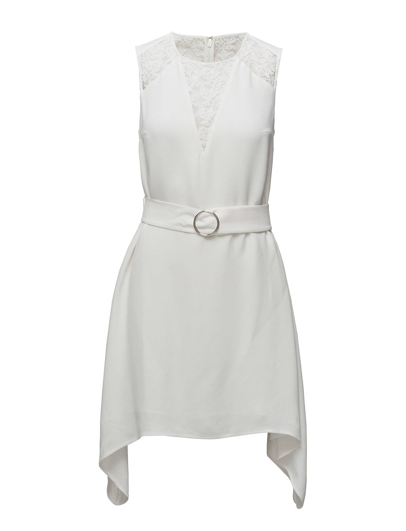 French Connection Hennessy Drape S/Lss Dress