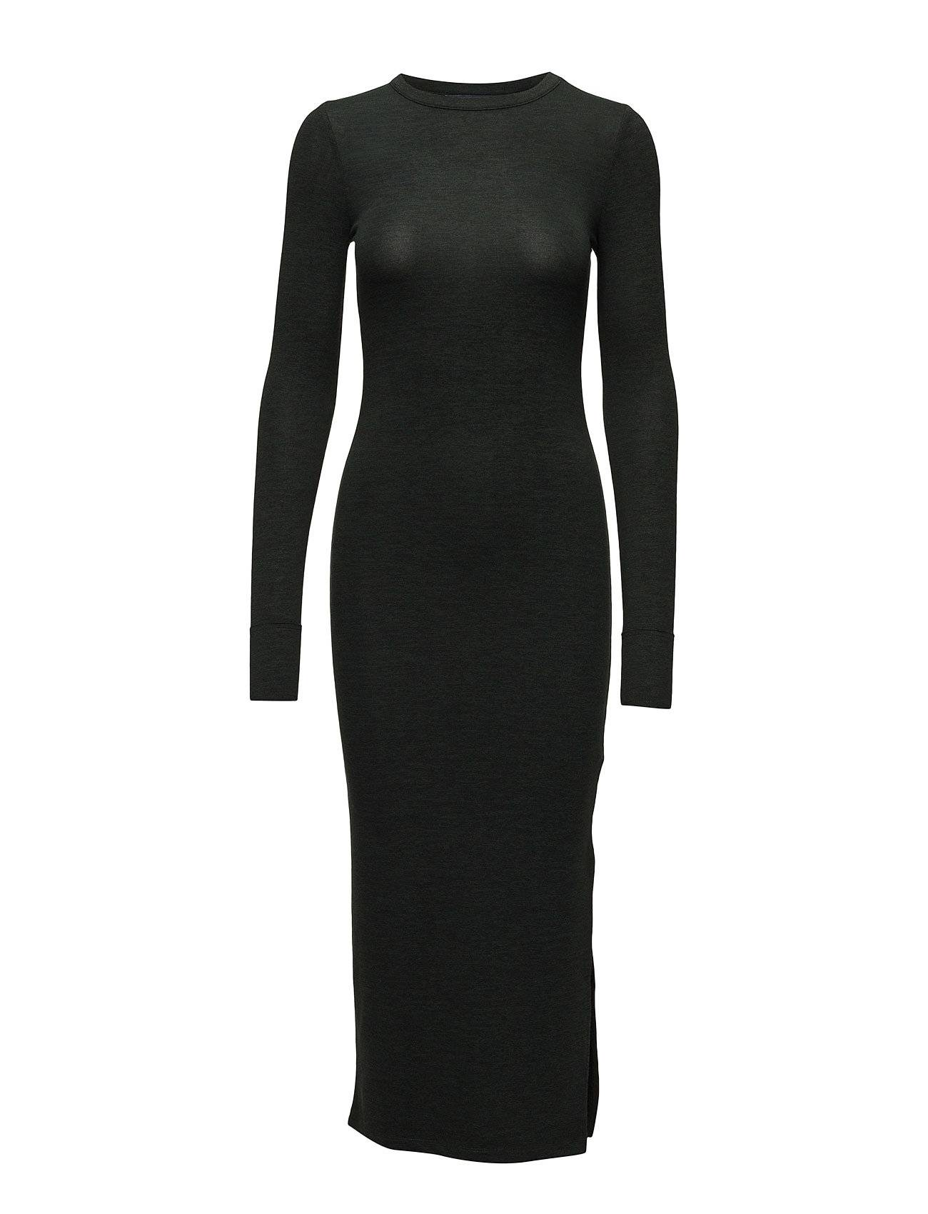 French Connection Sweeter Sweater Ls Rd Nk Dress