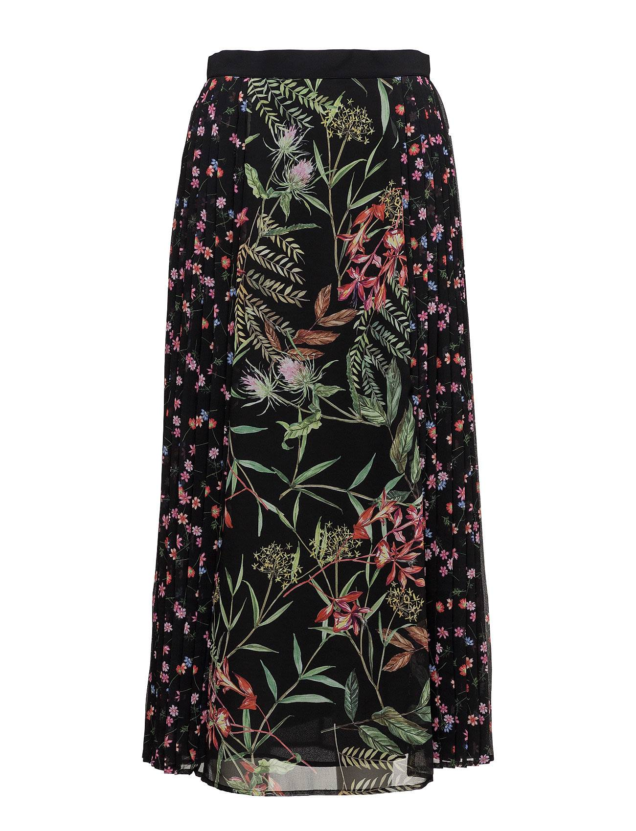 French Connection Bluhm Botero Sheer Maxi Skirt