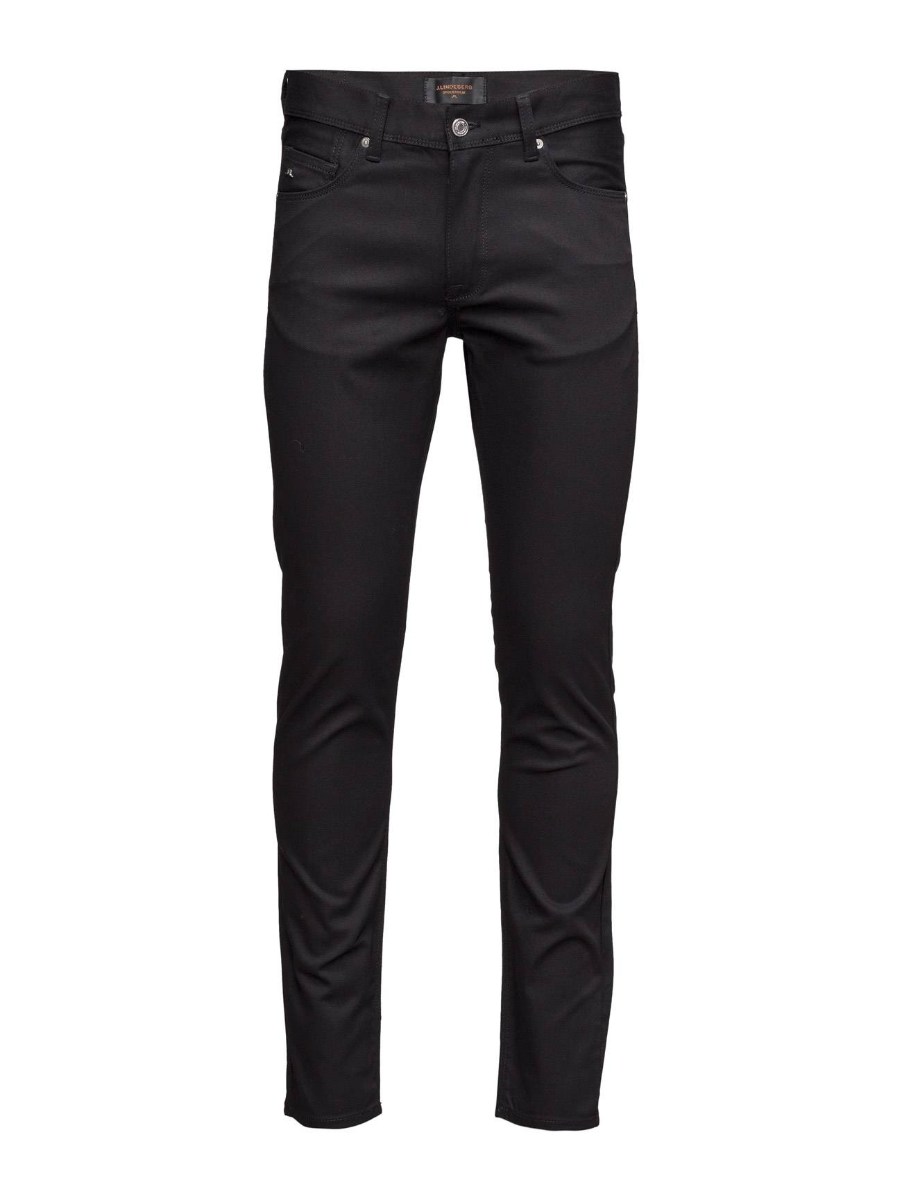 J. Lindeberg Damien Black Stretch Denim