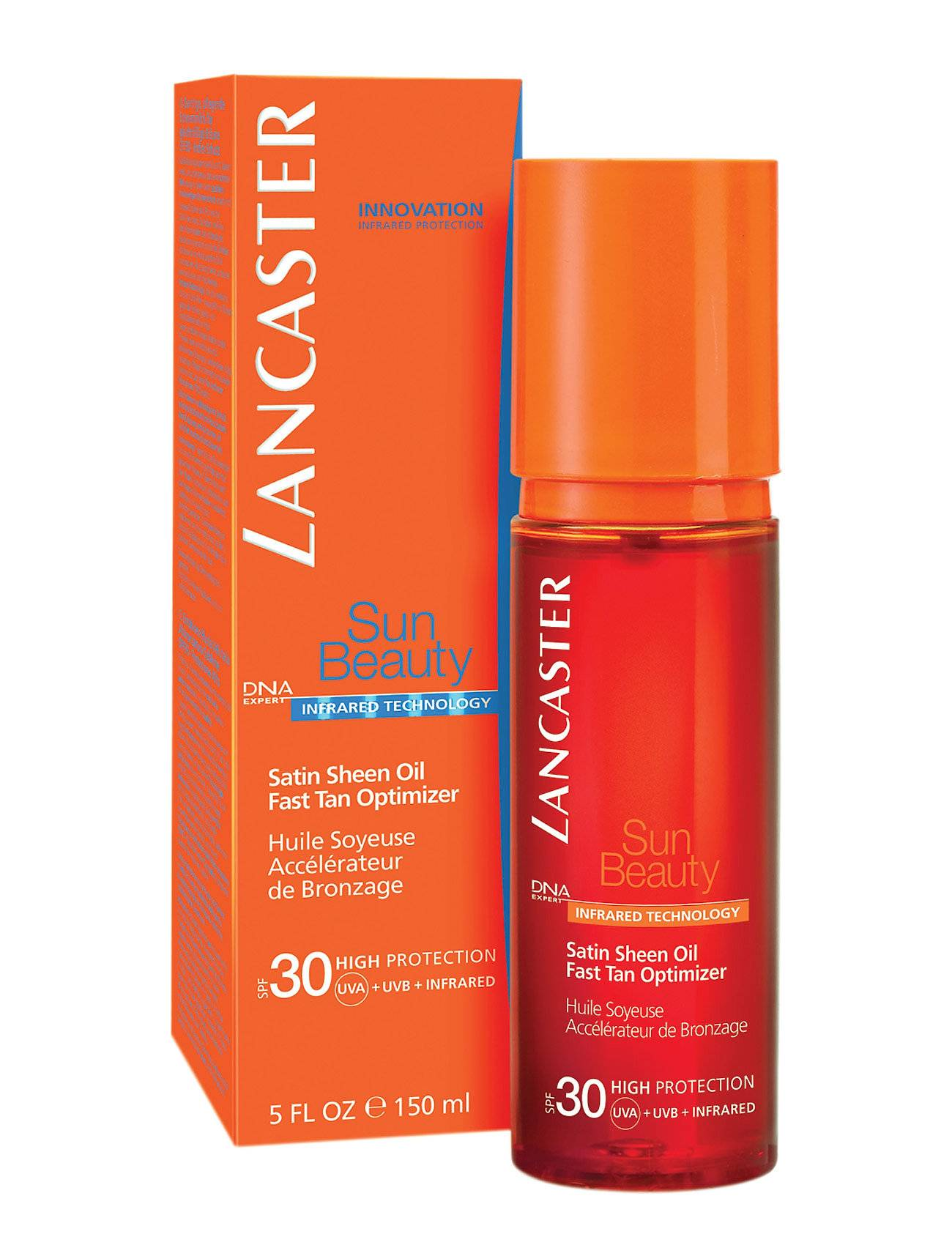 Lancaster Sun Care Tan Maximizer Fa