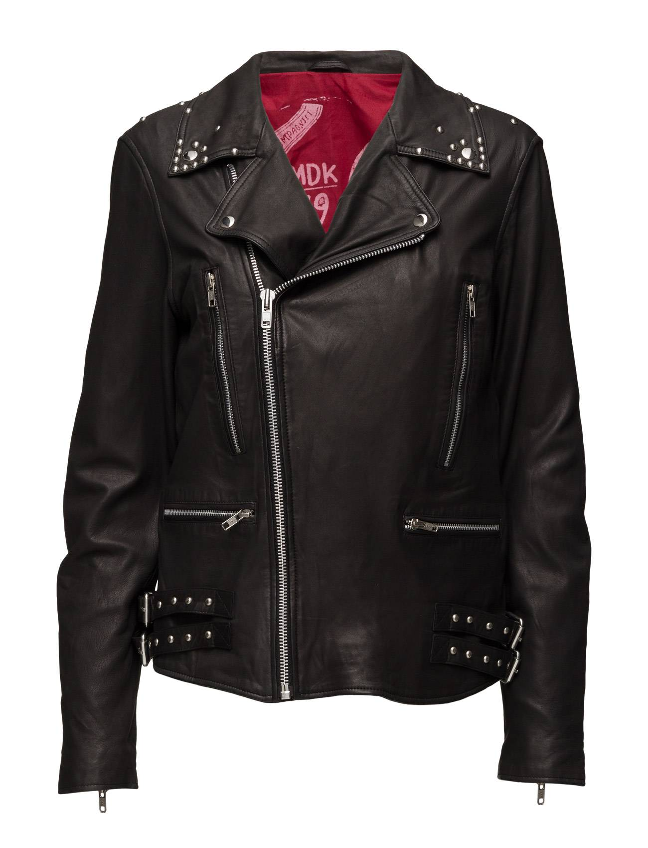 MDK / Munderingskompagniet Manila Leather Jacket (Black)