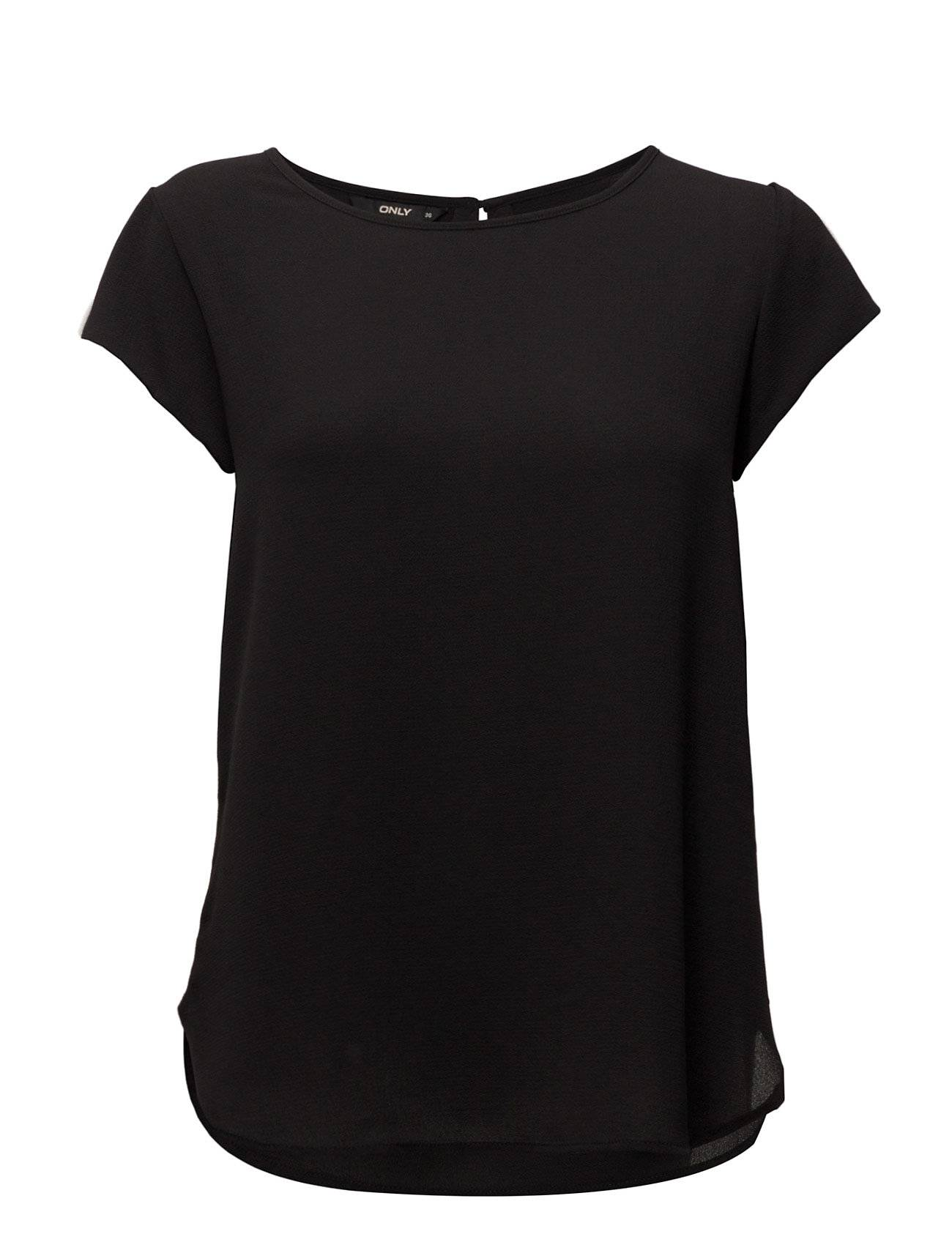 ONLY Onlcasa Lux S/S Top Wvn