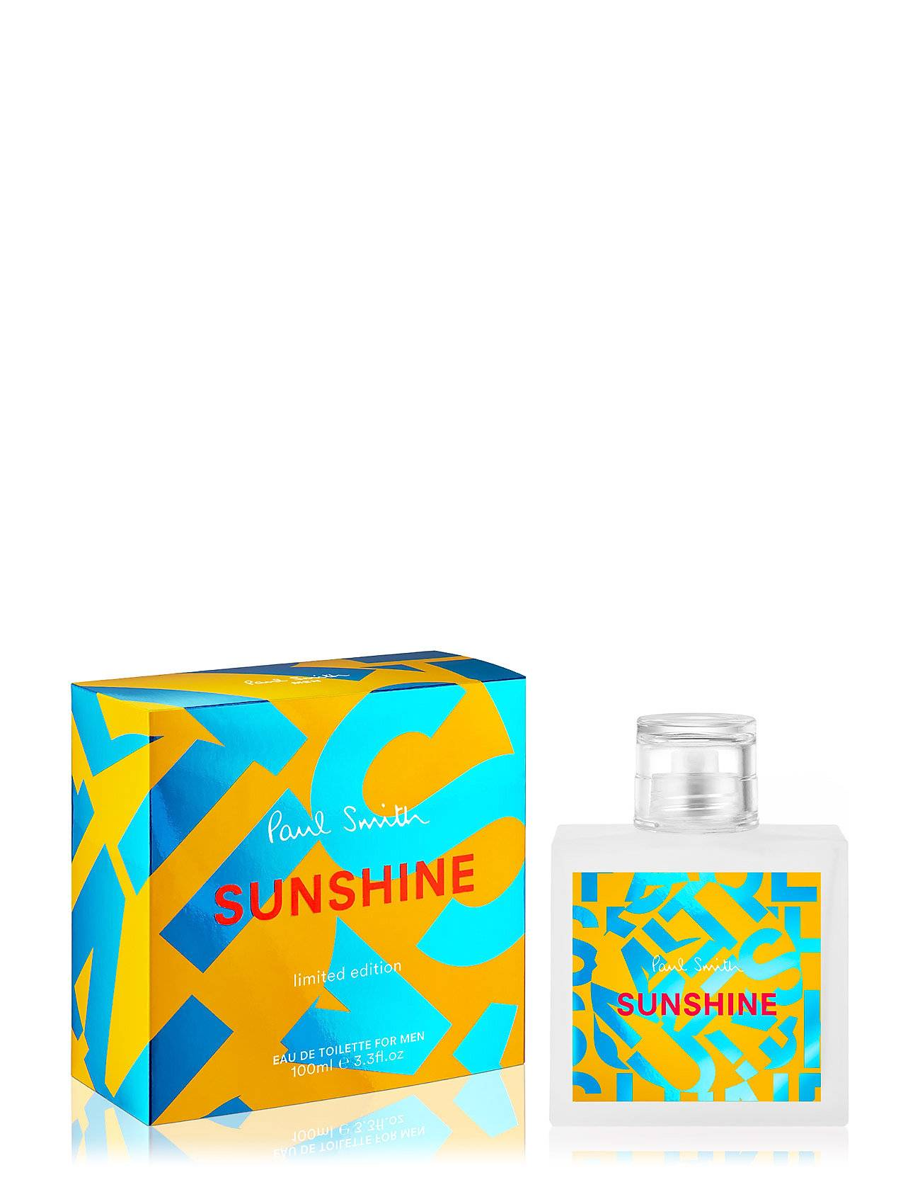 Paul Smith Ps Sunshine Homme Edt 100 Ml 2017