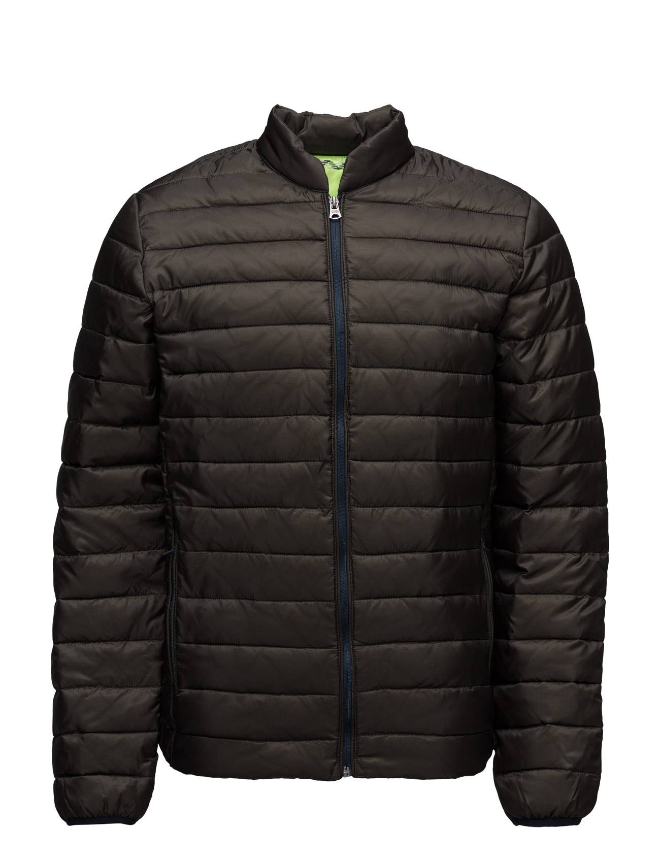 Scotch & Soda Classic Quilted Jacket In Nylon Quality