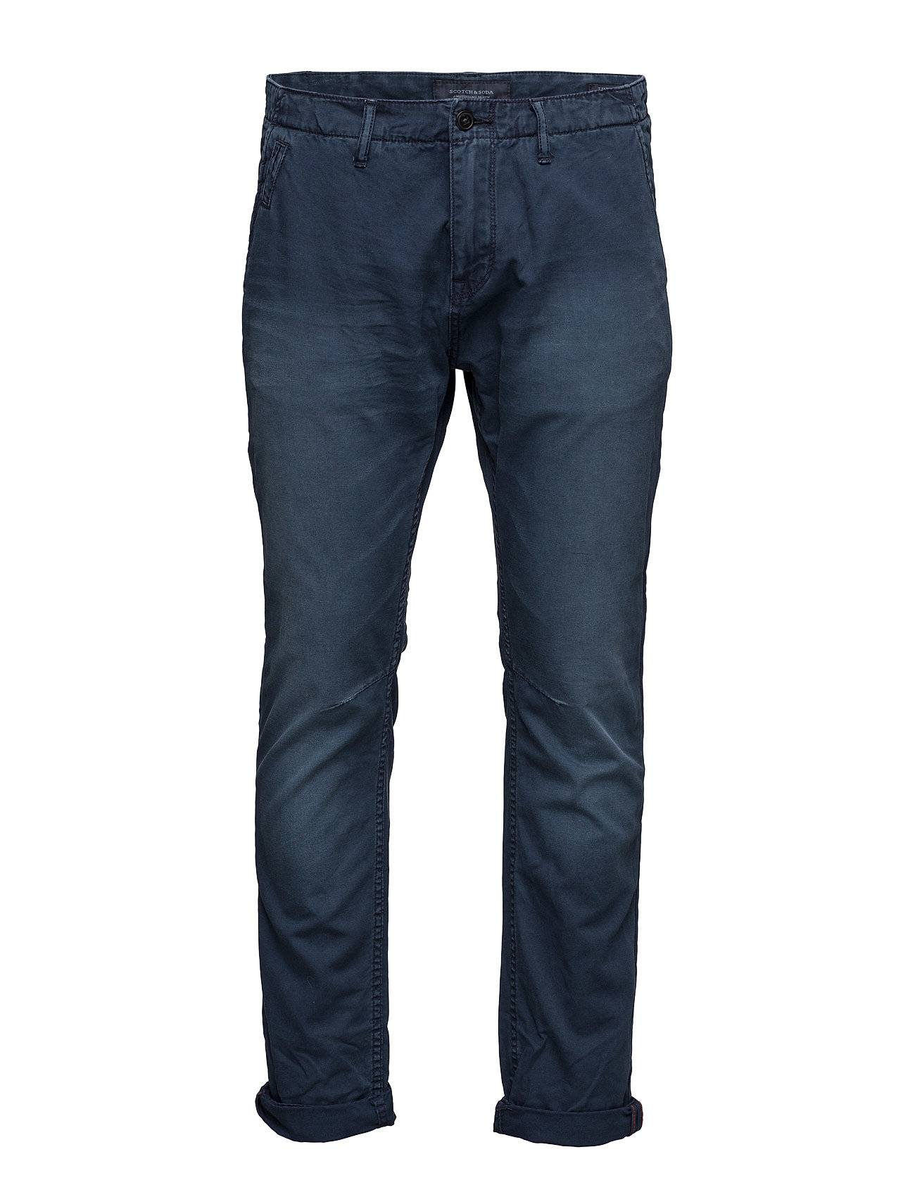 Scotch & Soda Theon Chino In Garment Dyed Colours
