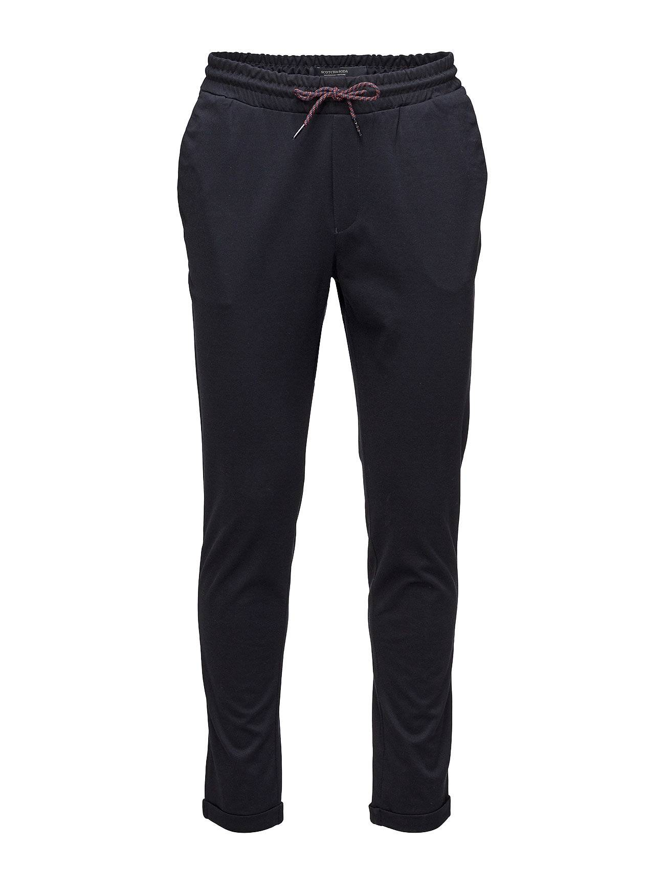 Scotch & Soda Chic Sweat Pant In Cotton/ Polyester