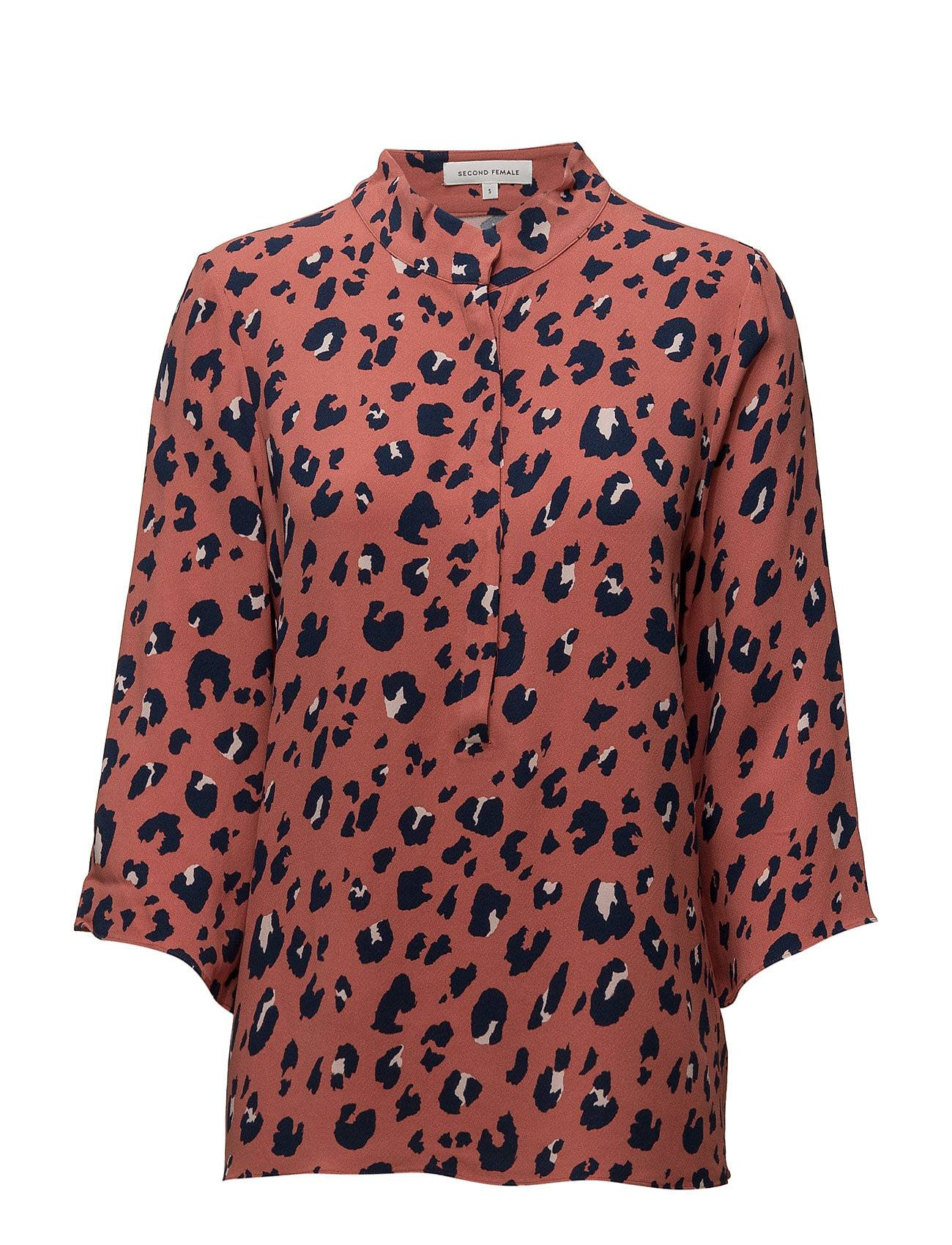 Second Female Duffy Blouse
