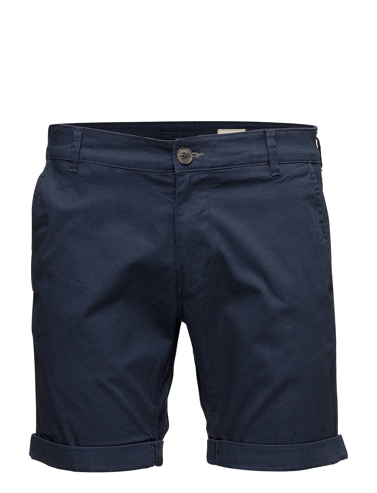Selected Homme Shhparis Navy St Shorts Noos