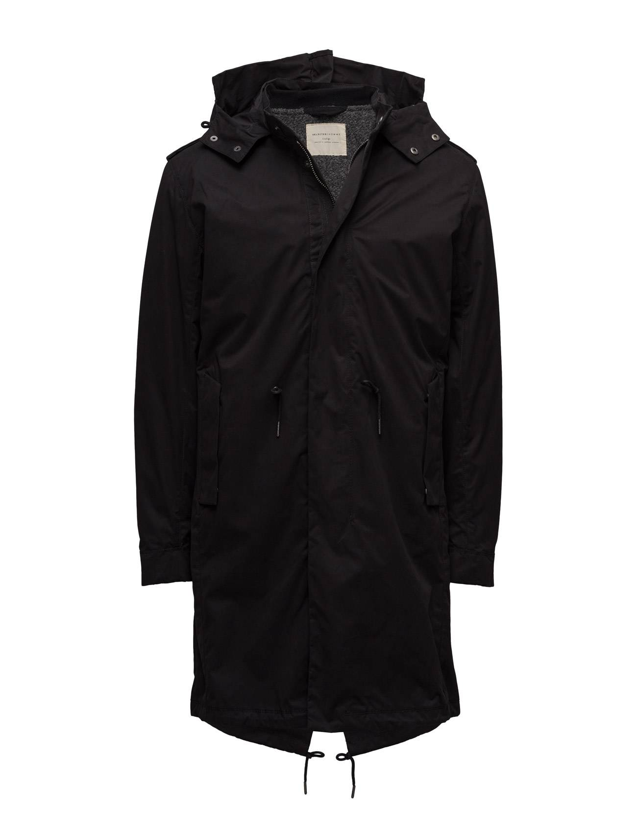 Selected Homme Shnfishtail Parka