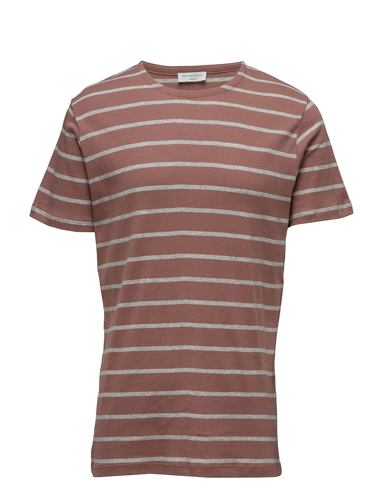 Selected Homme Shdmoose Ss O-Neck Tee
