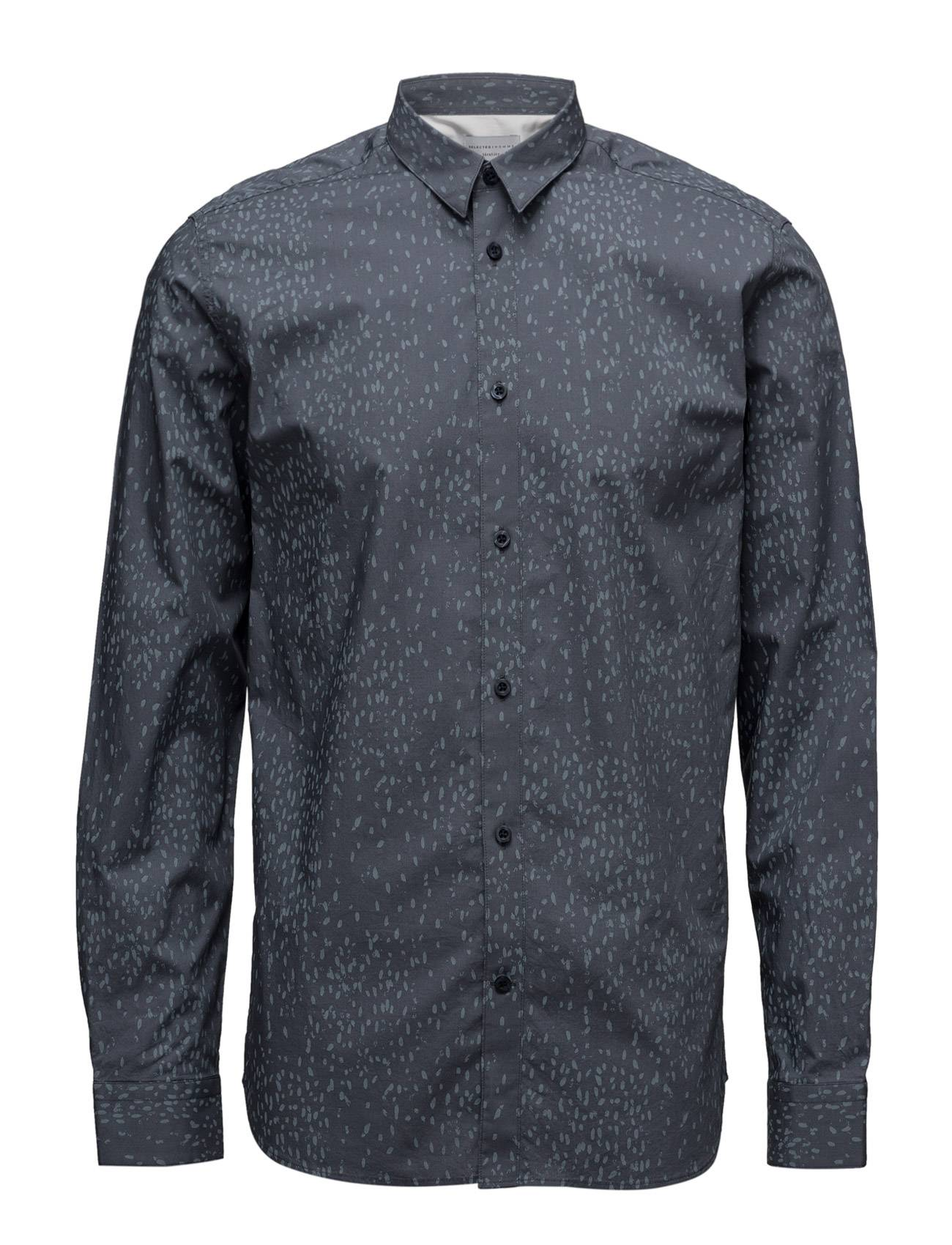 Selected Homme Shdtwopaper Shirt Ls