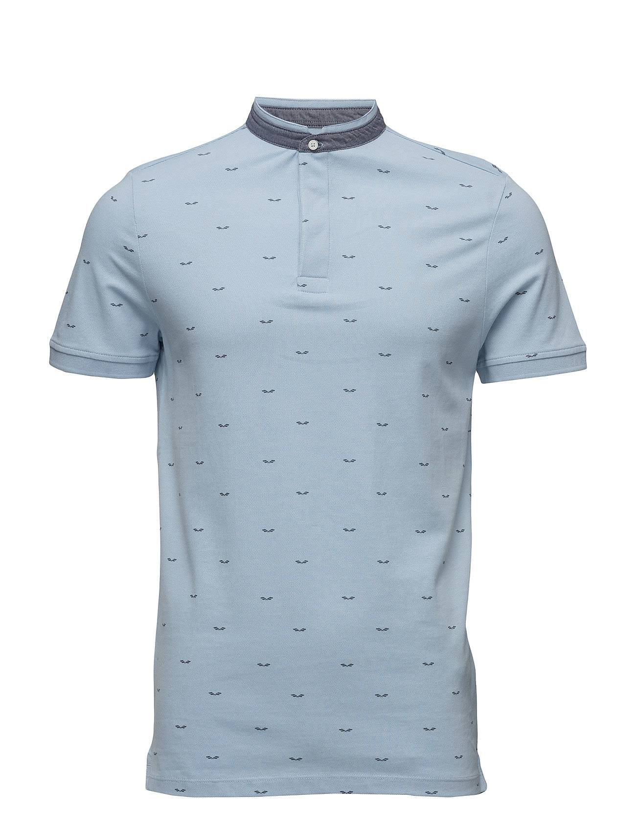Selected Homme Abprint Ss Polo