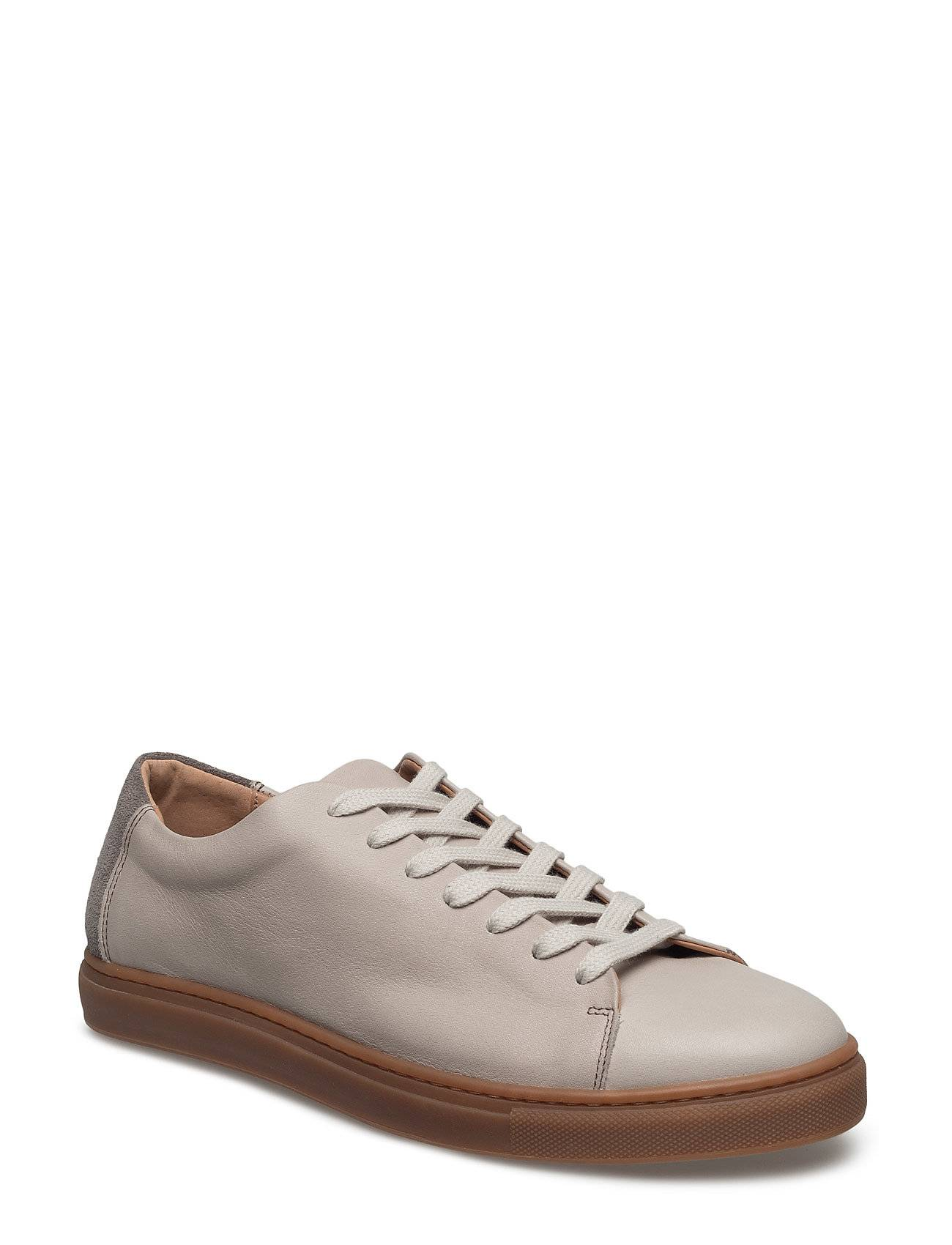 Selected Homme Shndavid New Leather Sneaker