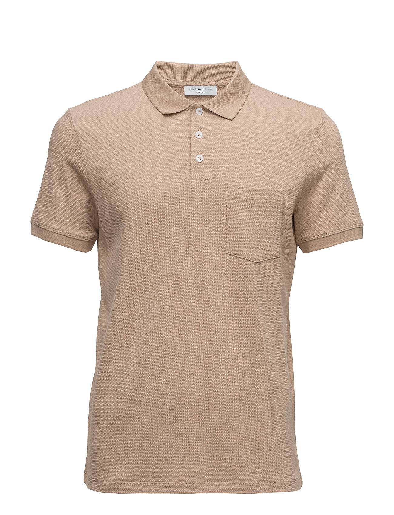 Selected Homme Shdrick Ss Polo