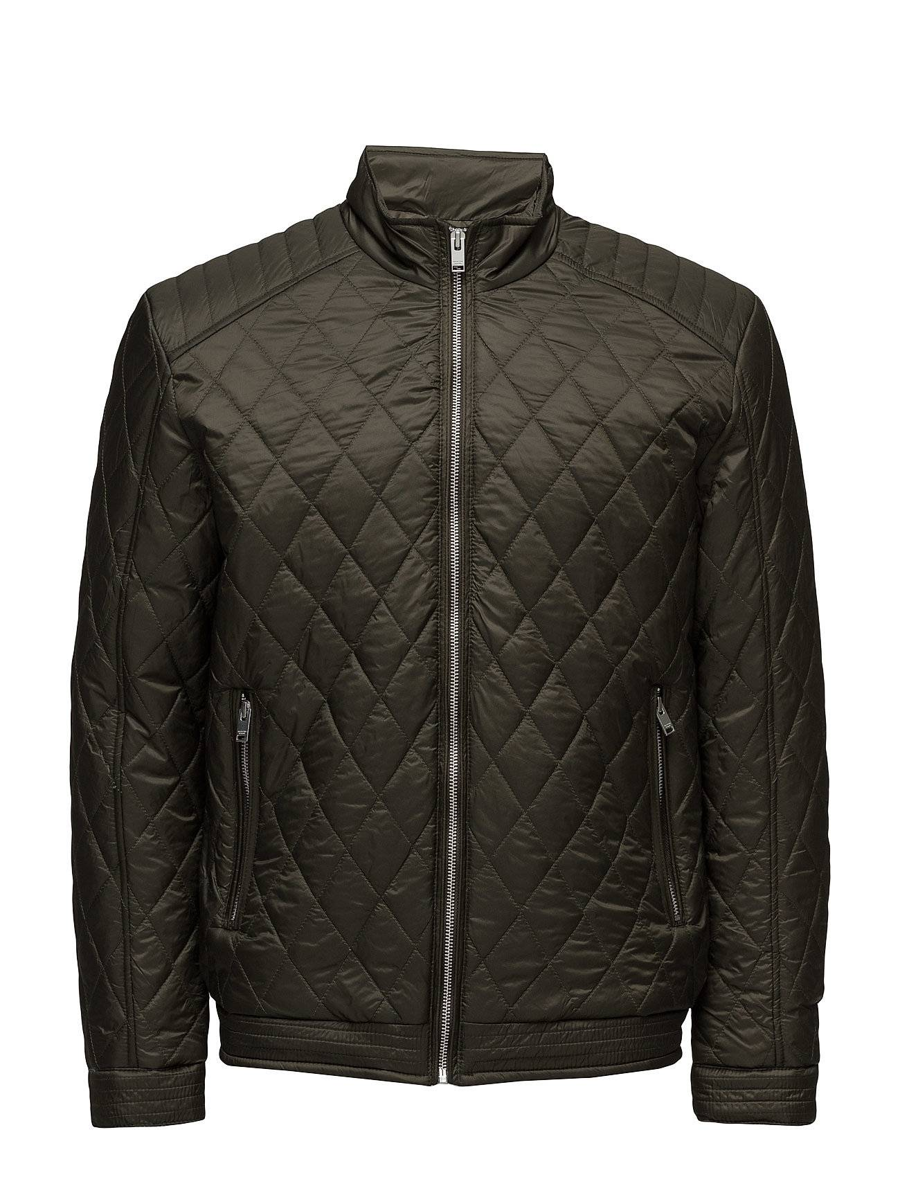 Selected Homme Shxbarto Quilted Bomber Jacket