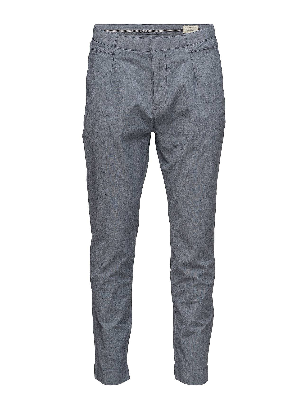 Selected Homme Shhcharlie Dark Sapphire Tapered Pants