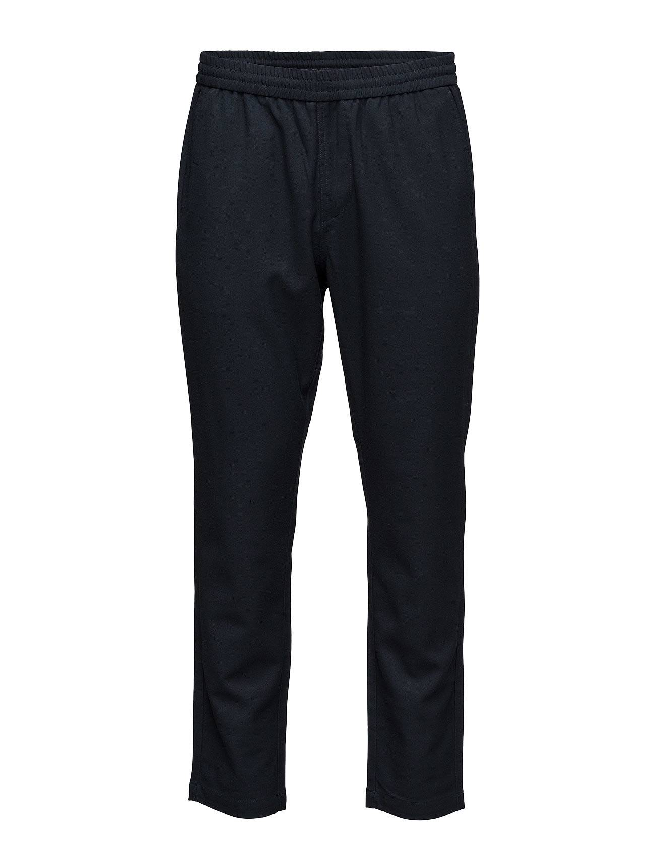 Selected Homme Shdkey Navy Solid Pants Noos