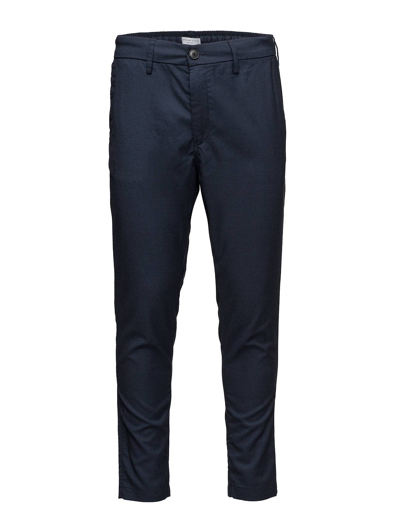 Selected Homme Shdkay Navy Tapered St Trouser