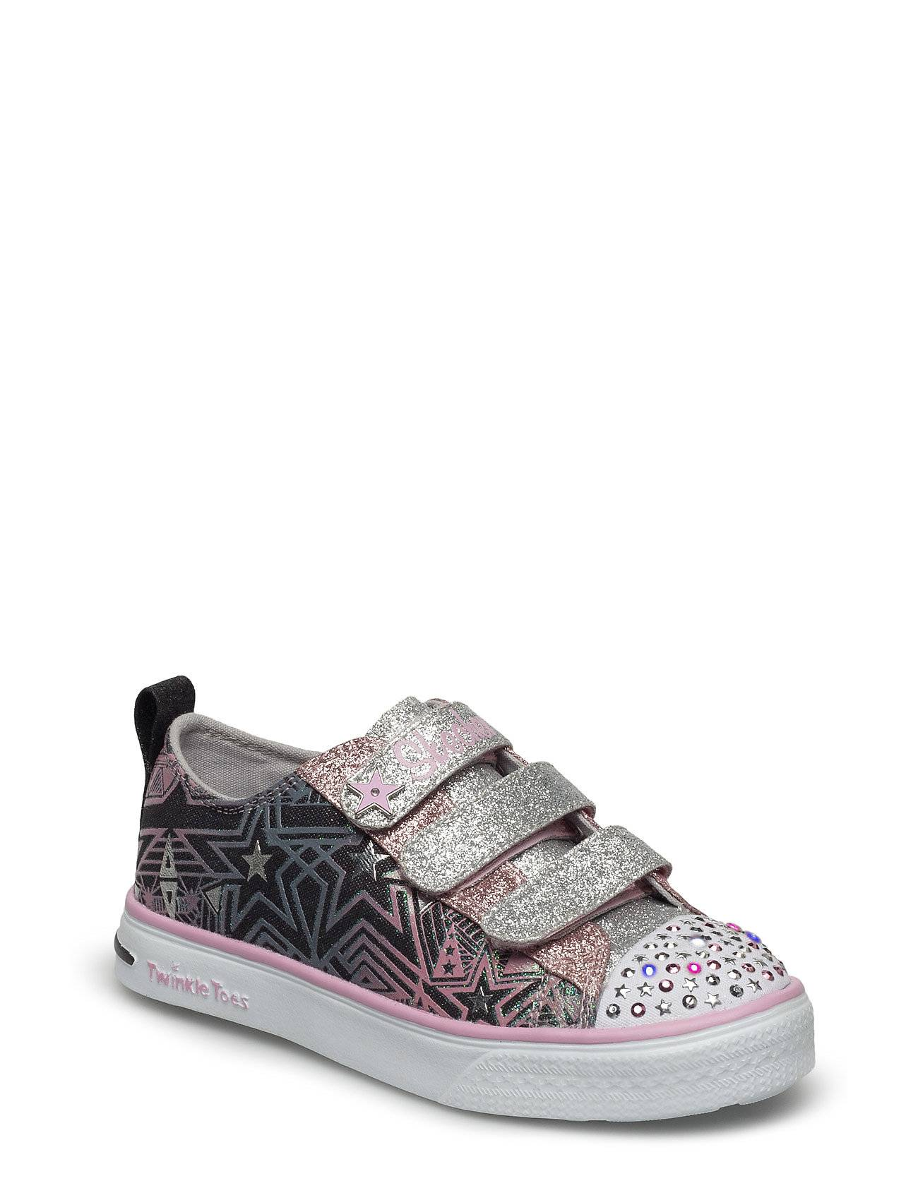 Skechers Girls Twinkle Breeze - Comet Cutie