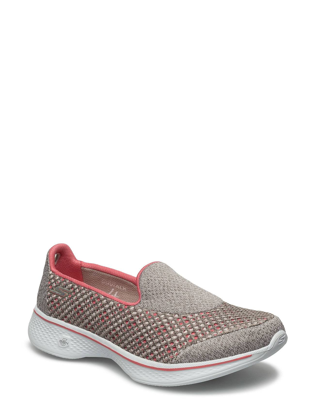 Skechers Womens Go Walk 4 - Kindle