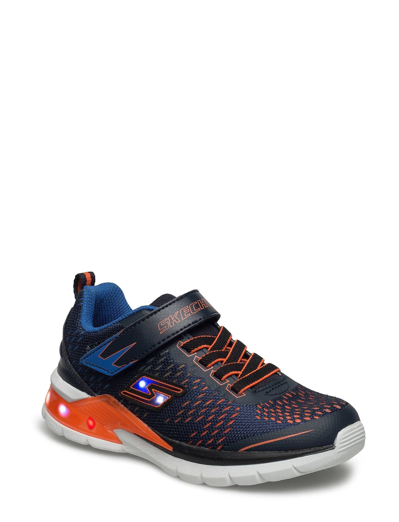 Skechers Boys S Lights Erupters Ii - Lava Arc