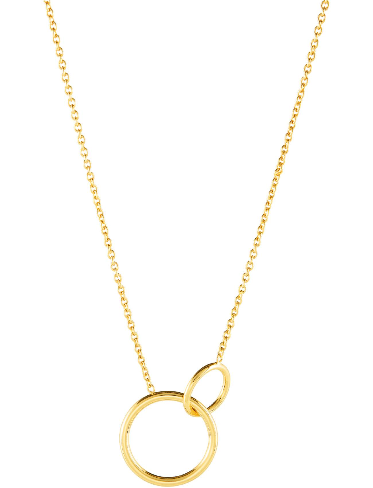 SOPHIE by SOPHIE Mini Circle Necklace