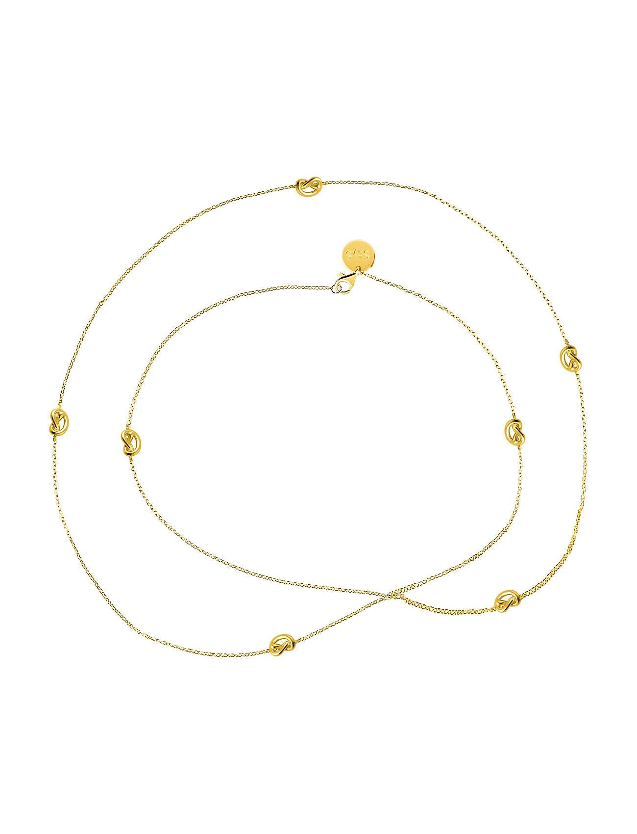 SOPHIE by SOPHIE Knot Multi Necklace