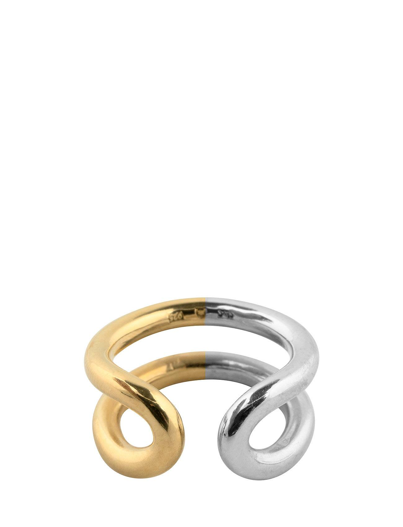 SOPHIE by SOPHIE Two Tone Ring