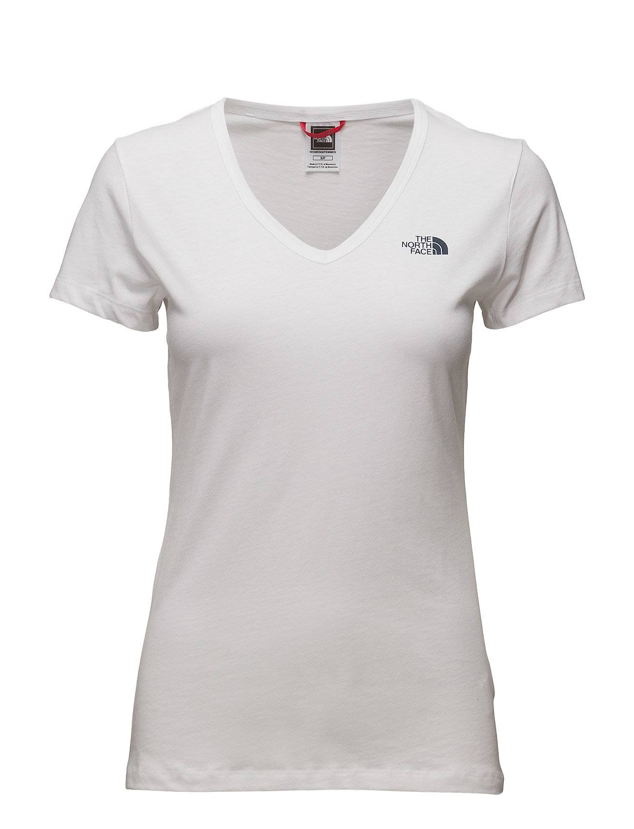 The North Face W Ss Simple Dome Tee
