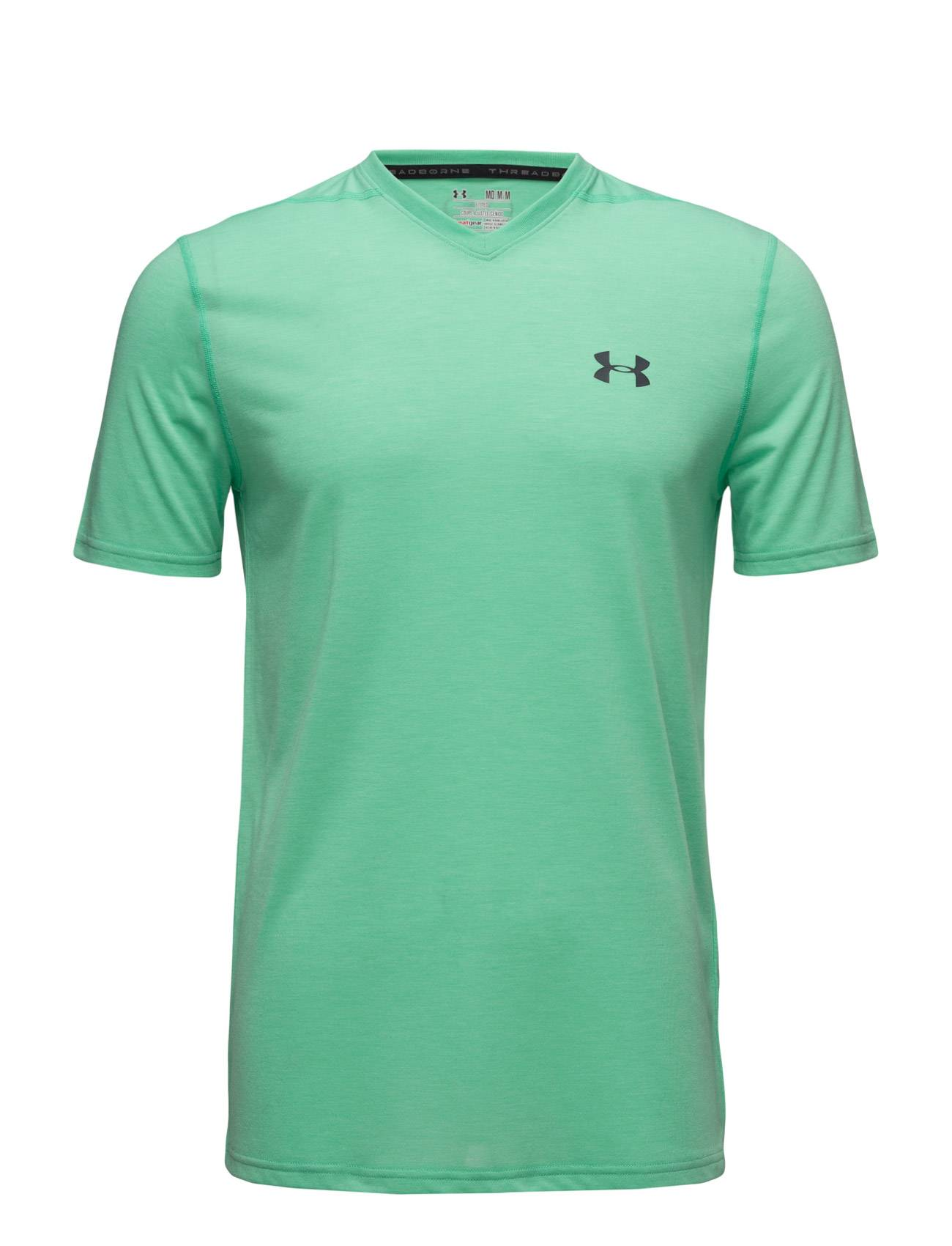 Under Armour Threadborne Fitted Vneck Ss