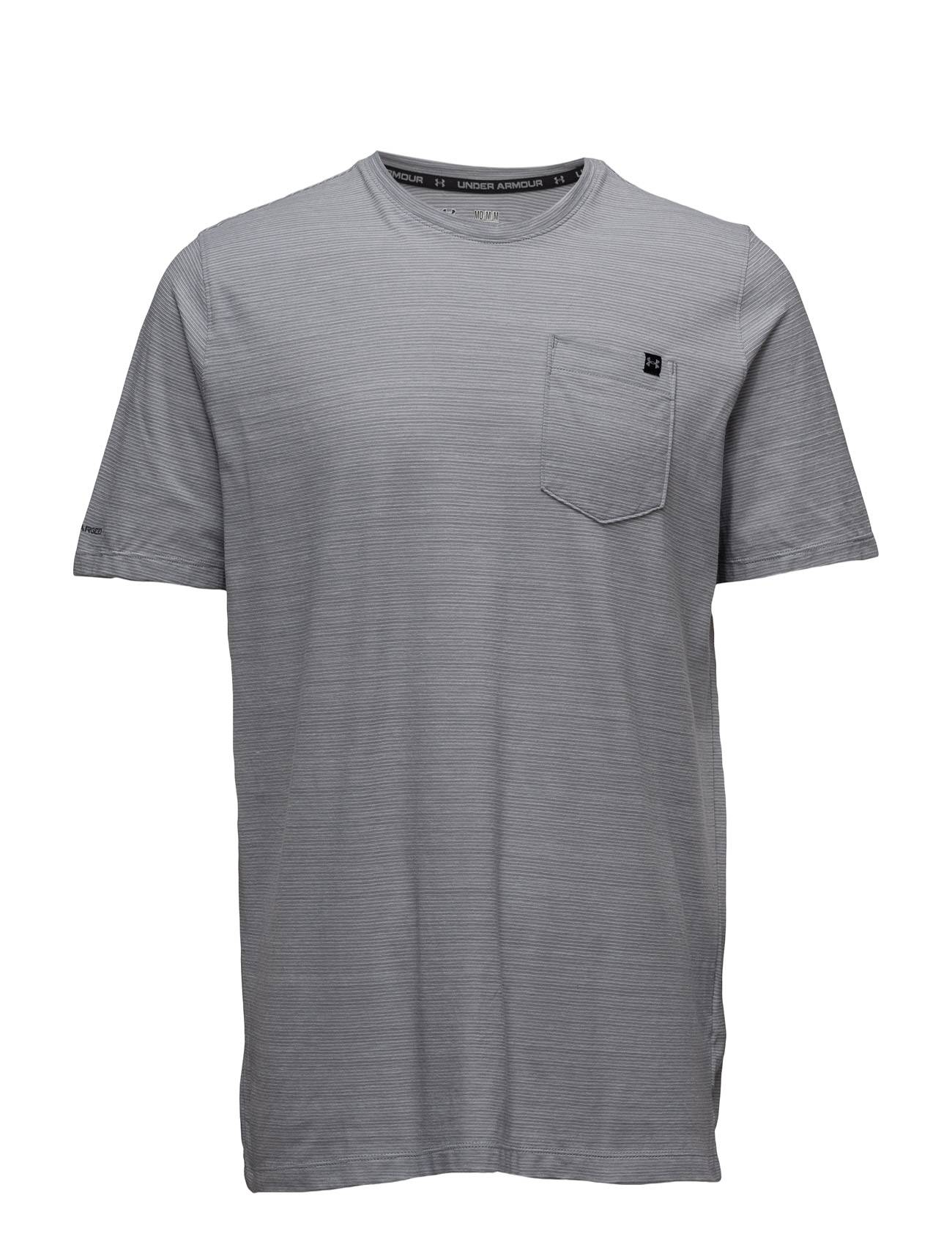 Under Armour Charged Cotton Ss Pocket T