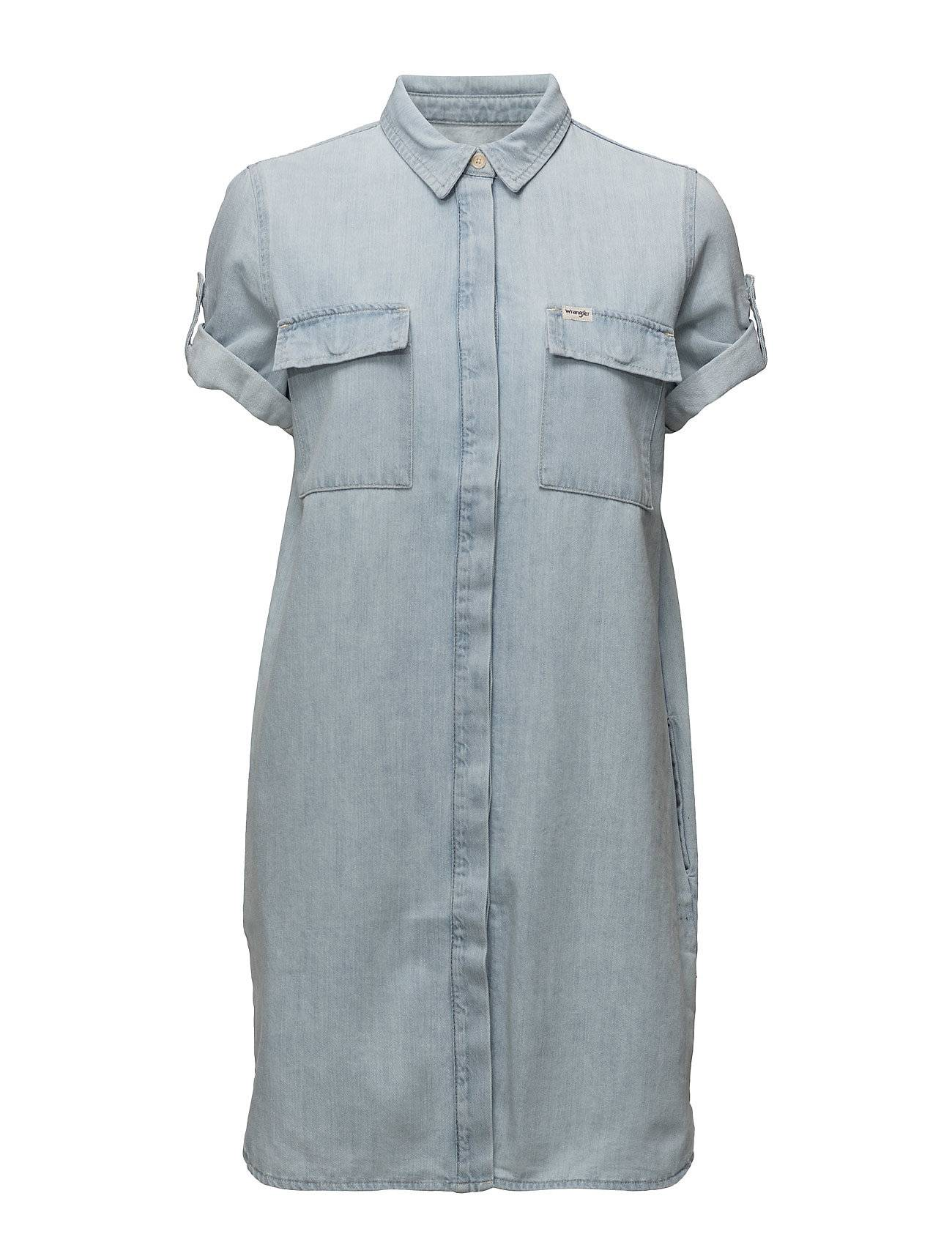 Wrangler Dress Bleached