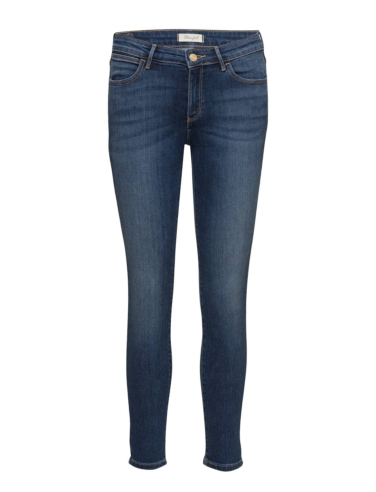 Wrangler Skinny Authentic Blue