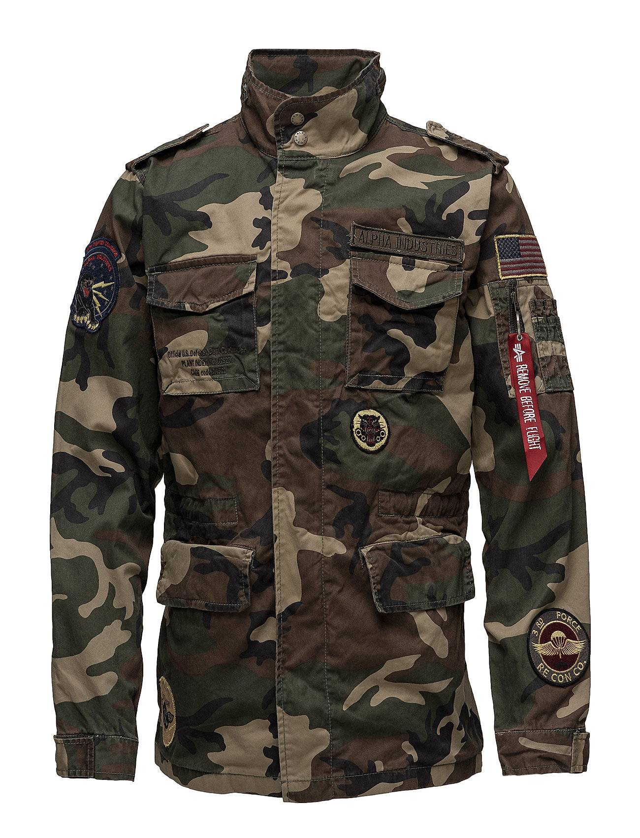 Alpha Industries Huntington Patch