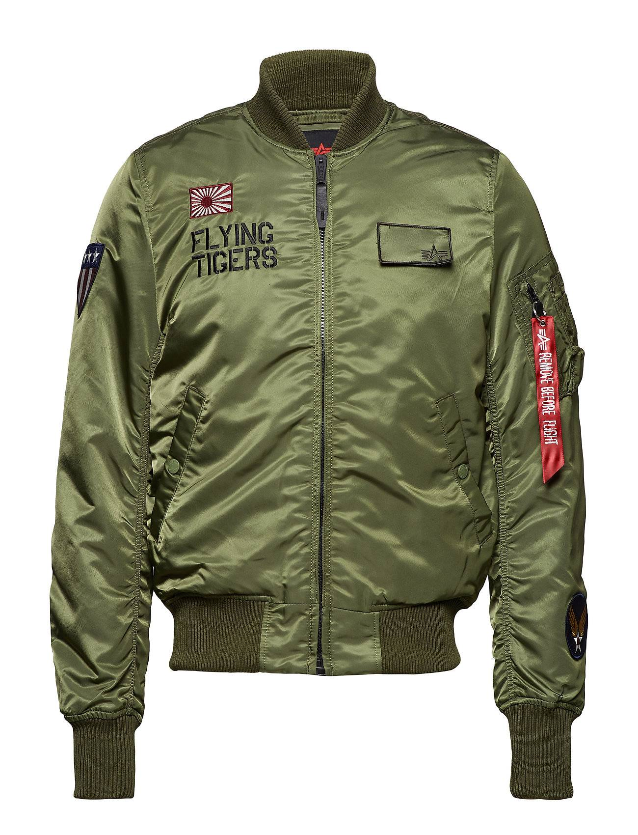 Alpha Industries Ma-1 Vf Flying Tigers
